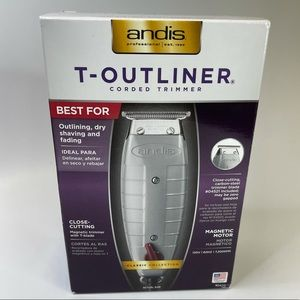 Andis T-Outliner Beard/Hair Trimmer with T-Blade